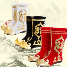 Китайские монгольские сапоги sun wu kong обувь для косплея в