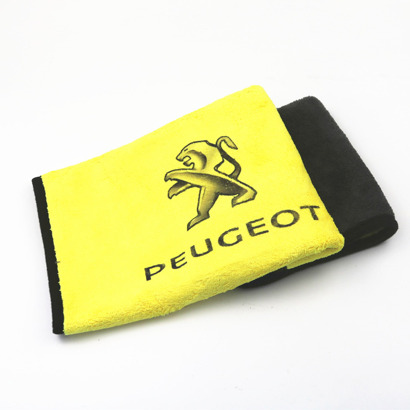 Car Car Towel Stickercase For Peugeot 206 207 301 307 308 407 408 508 Auto  Car Accessories Motorcycle