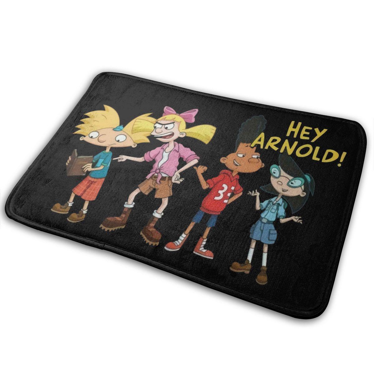 Эй, Арнольд, Арнольд, унисекс, удобный дизайн, креативный дизайн высокого качества, индивидуальный цветной ковер