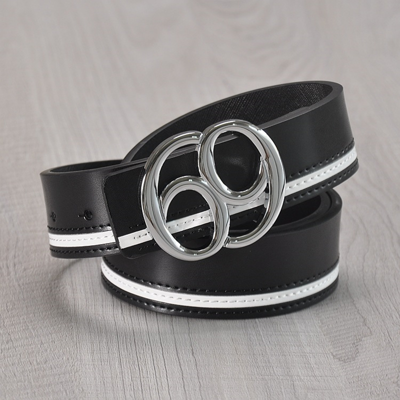 2020 Hip Hop Cloth Cowhide Leather Balt For Man Cinturon De Cuero Genuino Mujer Leisure Lady Dinisiton Luxury Belts For Women