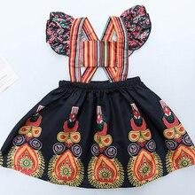 цена на Baby girl suspender  baby dress child vest  princess baby girl princess  summer 1-3 years old cute