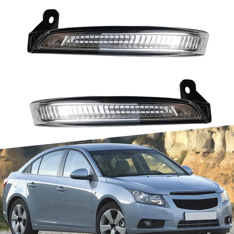 Auto LED Rückspiegel Licht Blinker Licht für Chevrolet Cruze J300 2009 - 2015 94537661 94537660