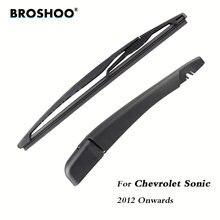 Broshoo Автомобильная Задняя щетка стеклоочистителя для chevrolet