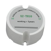 الرطوبة درجة الحرارة والرطوبة اللاسلكية الاستشعار مسجل بيانات درجة الحرارة اللاسلكية الرطوبة مراقب 433mhz/868mhz/915mhz