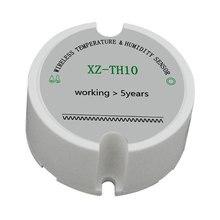 Hygromètre température et humidité sans fil capteur enregistreur de données sans fil température humidité moniteur 433mhz/868mhz/915mhz