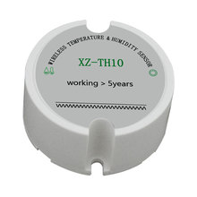 hygrometer temperature and humidity wireless sensor data logger wireless temperature moisture monitor 433mhz/868mhz/915mhz