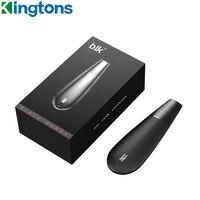 Kingtons-vaporizador de hierbas secas BLK Mamba, 1600mah, batería integrada, Control de temperatura, cigarrillos electrónicos VS Black Widow Vape