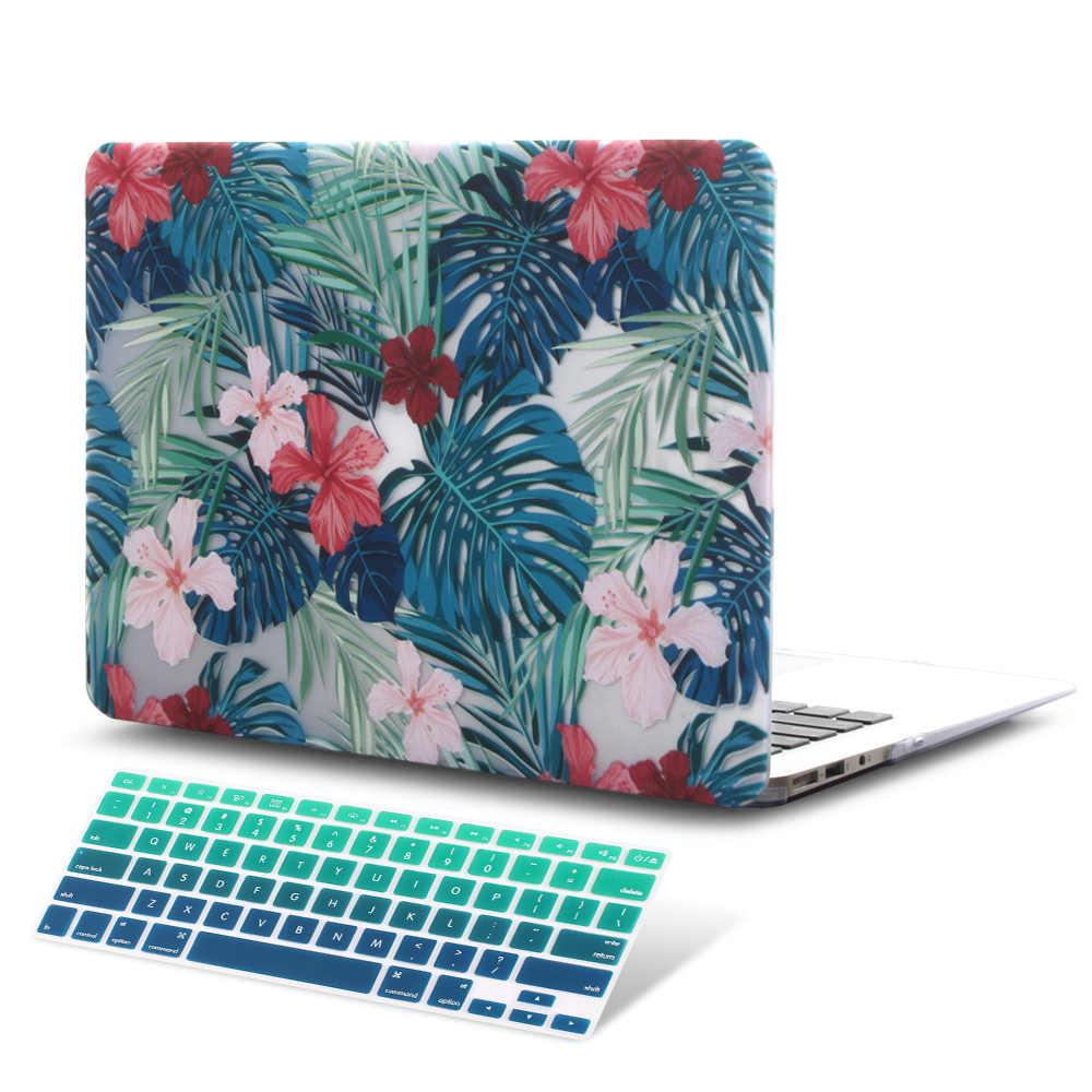 """の Macbook Air 13 11 プロ 13 15 網膜 A1502 タッチバー mac ブック 12 13 15"""" 2019 A1708 A2159 A1989 ハードシェルカバー"""