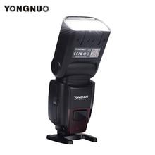 YONGNUO YN862C Беспроводная ttl камера вспышка Master Slave Speedlite 1/8000s HSS авто ручной зум для Фотоаппарата Canon 5D IV/7DII60D/1200D/EOS R