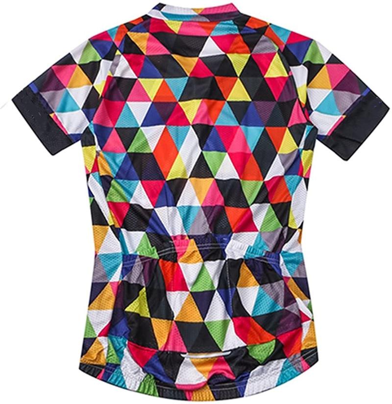 Camisas dos homens 100% poliéster pro ciclismo