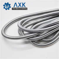 0.2*2*1000mm Stainless Steel Super Long Tension Spring Extension Spring Wire Diameter 0.2mm Out Diameter 2mm Length1000mm