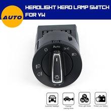 New AUTO Headlight Head Lamp Switch Light Sensor refit For VW Golf Jetta B6 MK5 MK6 Tiguan Touran Passat Polo Bora 3BD941531
