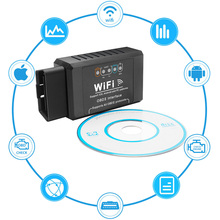 Ferramentas de diagnóstico do carro wifi v1.5 obd2 elm327 scanner para hyundai audi skoda seat volkswagen vw jetta passat eos scirocco caddy cc