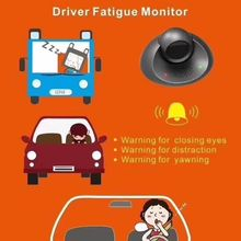 Alarm-System Cars Anti-Sleep-Alarm G-Sensor Security-Alert Driver with for Fatigue-Monitor