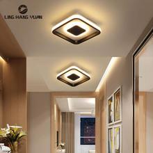 Светодиодный потолочный светильник современный для спальни гостиной