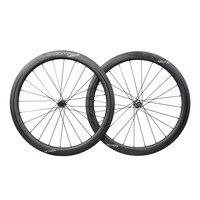 AERO ICAN Carbon bike wheelset disc brake super light rim novatec 411 412 SAPIM CX RAY wheels carbon clincher 50mm carbon wheels