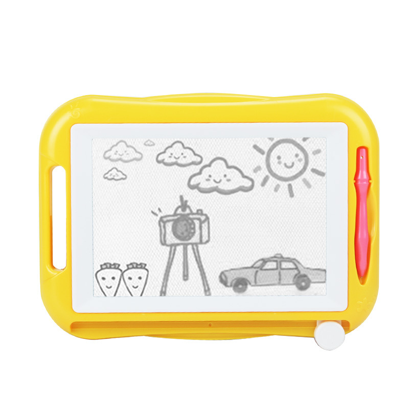 CHILDREN'S Drawing Board Cartoon Magnetic Drawing Board Black And White Writing Board Kindergarten Toys Teaching Aids