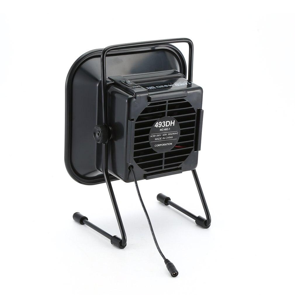493D Регулируемый сварочный паяльник для удаления дыма, экстрактор дыма, угольный фильтр, тихий вентилятор для паяльной станции ESD