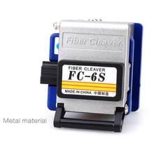 FC-6S ferramentas de descascamento do cortador do cutelo da fibra ótica da elevada precisão folhas e diâmetro do revestimento: 250um - 900um