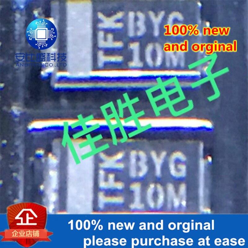 50pcs 100% New And Orginal 1.5A1000V DO214AC Silk-screen BYG10M In Stock