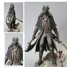 NEW Game Bloodborne The Old Hunters Action Figures Sickle mo