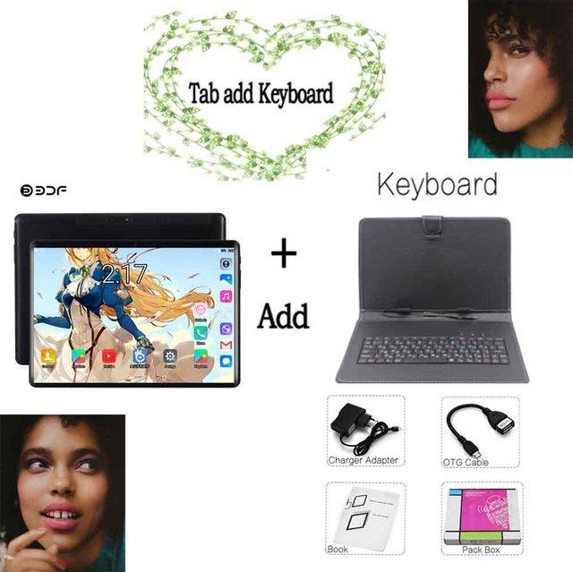 Add Keyboard