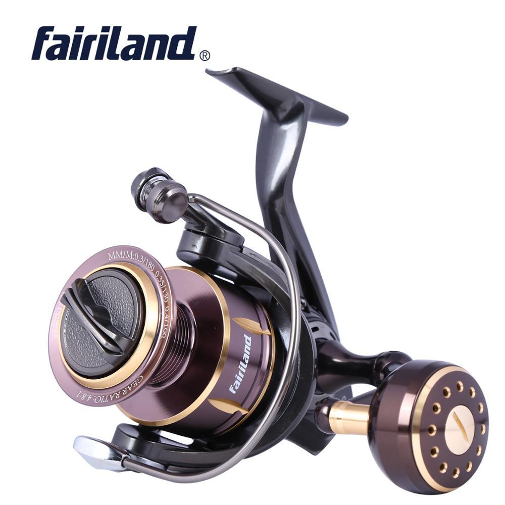 New Boat Spinning Reel Freshwater/saltwater Big Game Carretilha 9BB+1 5.2:1 Fishing Reel Fishing Tackle 2000 3000 4000 5000