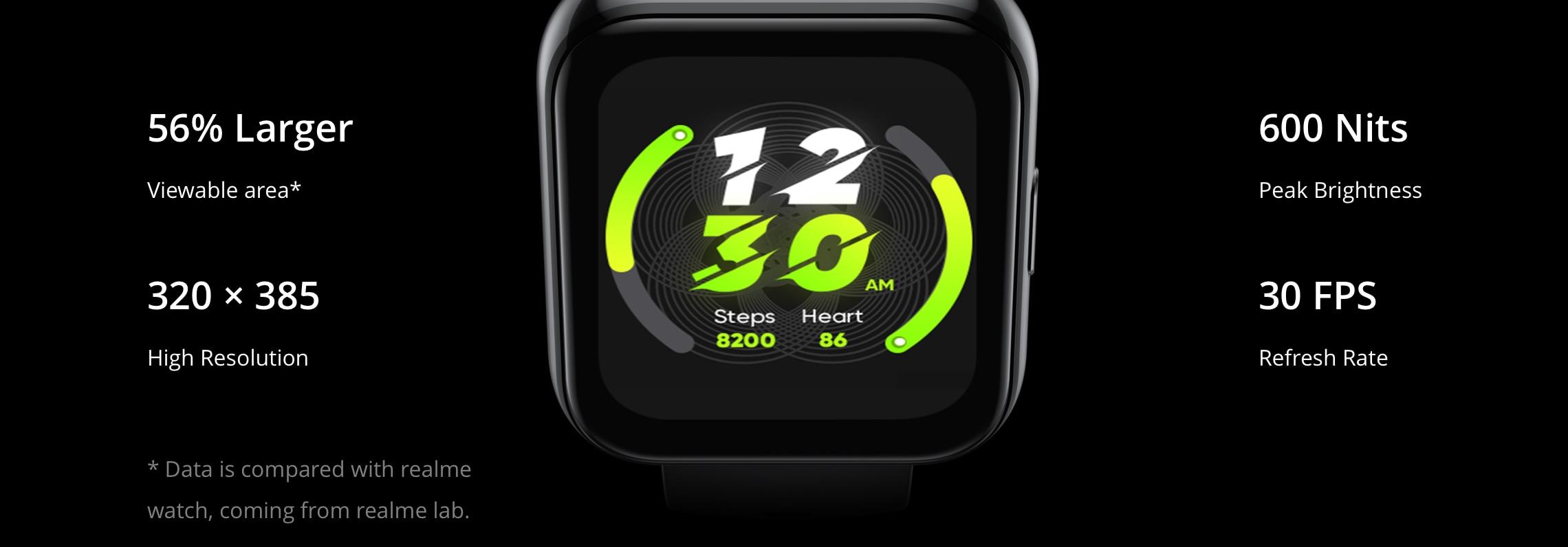realme Watch 2 Pro 9