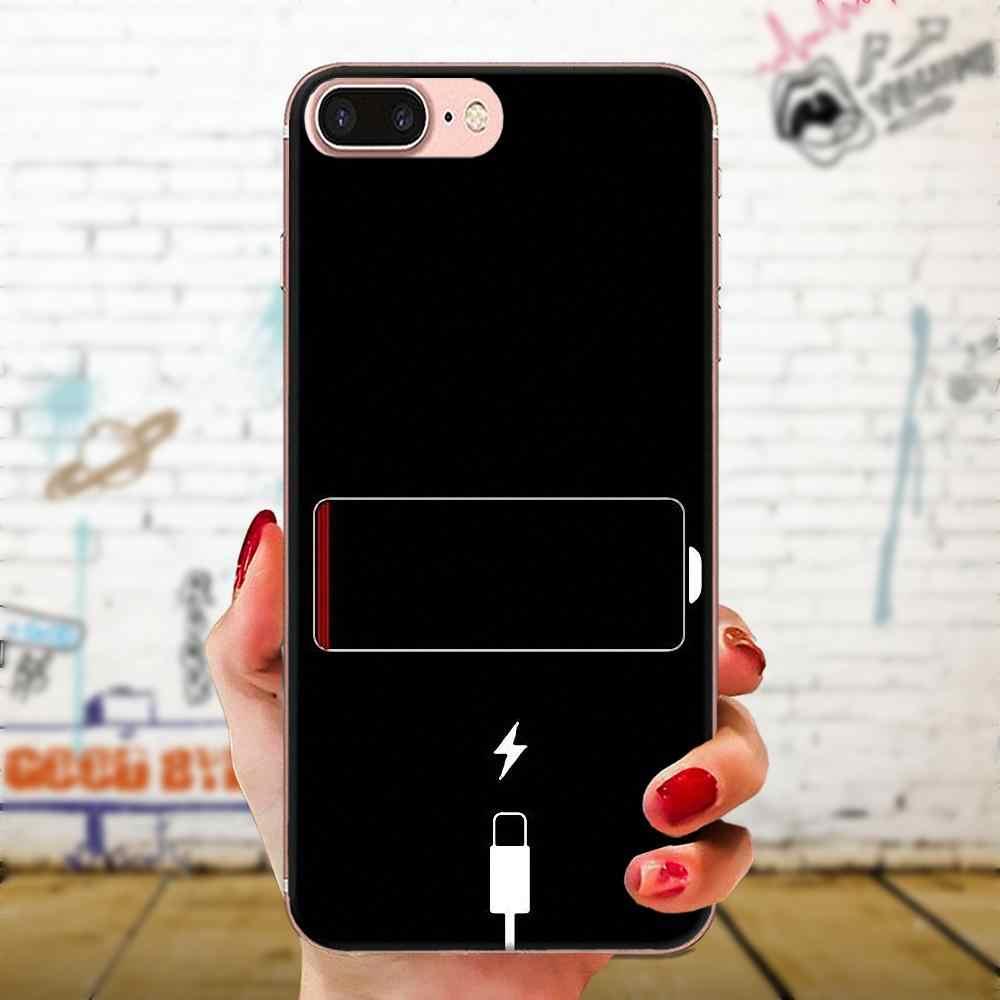 ل LG K50 Q6 Q7 Q8 Q60 X الطاقة 2 3 نيكزس 5 5X V10 V20 V30 V40 Q ستايلس لينة المطاط قذيفة جراب هاتف بطارية الحياة دورة مضحك
