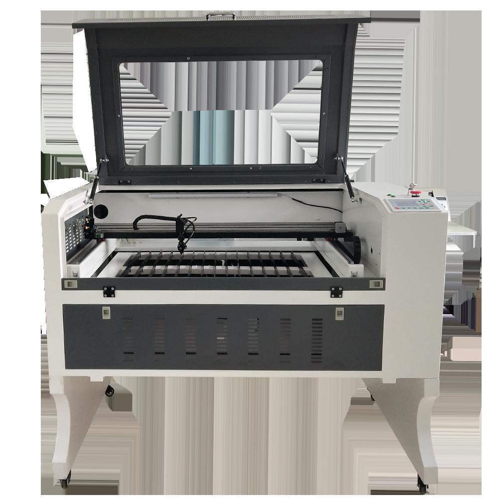 6090 100W Laser Cutter Engraving Machine Ruida System