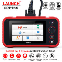 Launch CRP123i OBD2 Professional Diagnostic Tools Motor Abs Airbag Transmissie Systeem Olie Tpms Dpf Reset Automotive Scanner