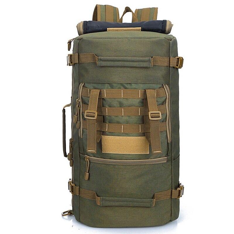 Multi-Function Travel Bag 50L Outdoor Bag Shoulder Bag Outdoor Backpack Sports Bag