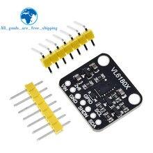 Vl6180 vl6180x range finder módulo sensor de variação óptica para arduino i2c interface 3.3v 5v reconhecimento gesto