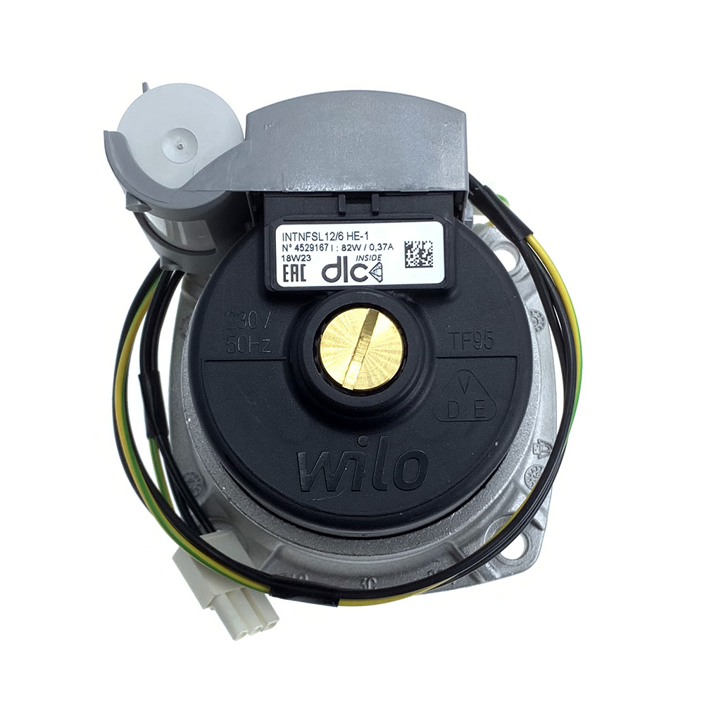 Gas Boiler Part Water Circulation Pump Motor For Wilo INTNFSL12/6 Apply To Power 82W/83W(5#)