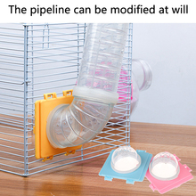 Cages-Accessories Tunnel-Cage Hamster External Small 1pcs Pipe-Interface-Fitting Pet-Toy