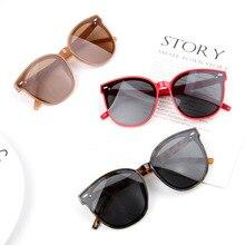 MYT_0328 детские солнцезащитные очки для мальчиков ретро детские солнцезащитные очки для девочек винтажные детские очки Oculos простые очки UV400