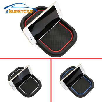 Xburstcar 3D Car Phone Non-Slip Mat Support Holder Mounts GPS Mats for BMW X1 X3 X5 M3 M5 E60 E39 E46 F10 F20 F30 E30 E36 E90 image
