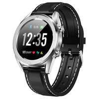 DT28 inteligentny zegarek mężczyźni IP68 płatność aparat ekg do mierzenia tętna serca opaska na rękę fitness tracker inteligentna opaska sportowy zegarek pk amazfit zegarek
