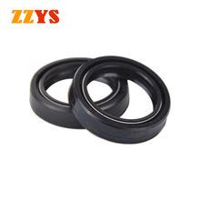For Honda CBR250 CBR 250 300 500 CBR300 CBR600 Hurricane 600 37x50x11 Motorcycle Shock Absorber Fork Oil Seal 37*50*11 37 50 11(China)