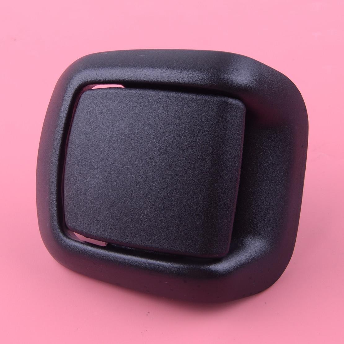 1417521 Car Inner Front Left Seat Tilt Handle Black Plastic Fit For Ford Fiesta MK6 VI 3 Door 2002 2003 2004 2005 2006 2007 2008