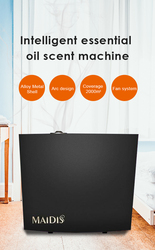 Intelligent time control fragrance machine, wide range of aroma