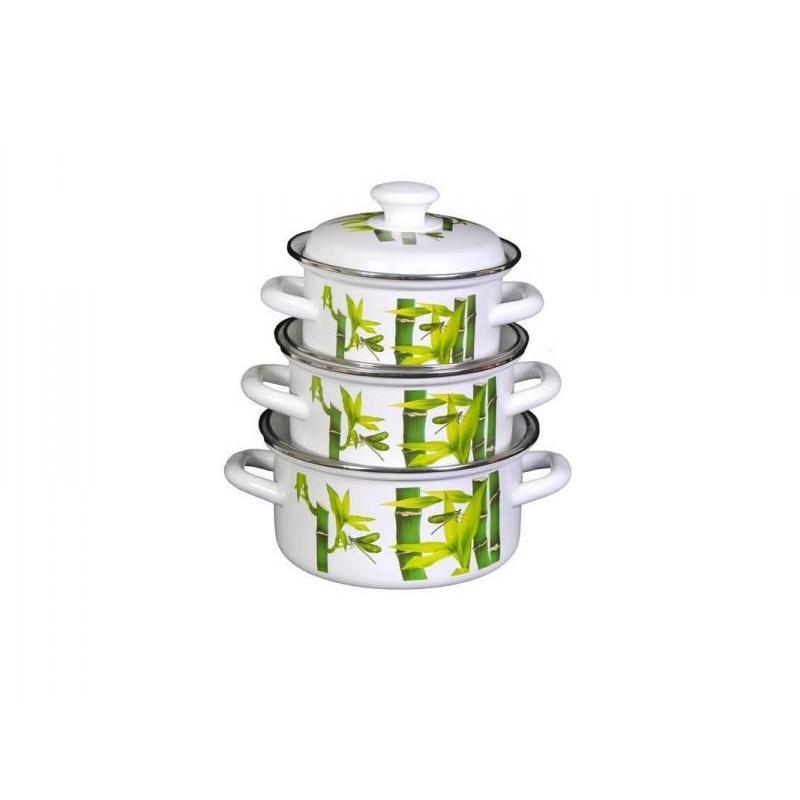 цена на A Set Of pans CMH, Бамбук-1, 6 items