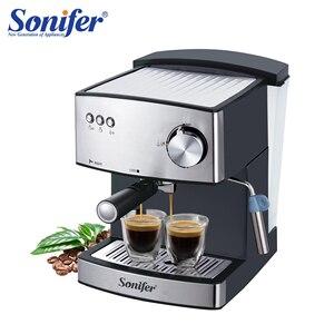 Image 1 - 1.6L Espresso Điện Cà Phê Thể Hiện Điện Tạo Bọt Cà Phê Điện Bọt Sữa Đồ Gia Dụng Nhà Bếp 220V Sonifer