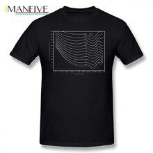Equalizer T Shirt Fletcher Munson Curves T-Shirt Short-Sleeve Oversized Tee Shirt Printed Cotton Classic Men Fun Tshirt цены