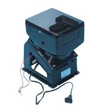 Dispensador de monedas con Motor de moneda, 24V, 110V, 220V, con 6 agujeros, enchufe estadounidense, para máquinas expendedoras de monedas