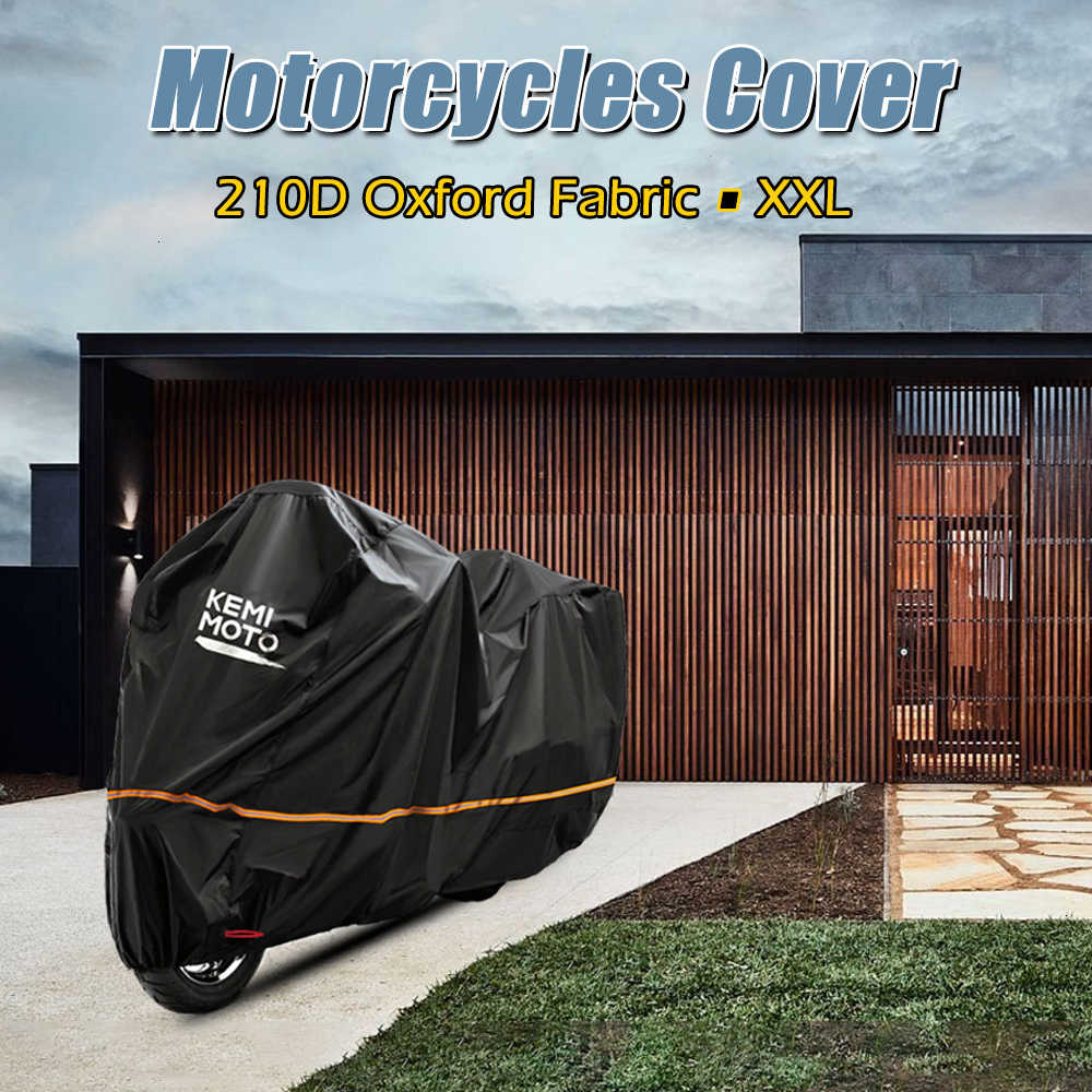 Dành Cho Xe Mô Tô DUCATI MONSTER 696 821 Cho Ducati Scrambler 800 Cho Kawasaki Z900 Z750 Đa Năng Xe Máy Tuyết Xe Đạp Bao Da Bảo Vệ