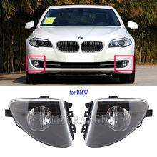 Faróis de nevoeiro para BMW série 5 F10 F18 520d 520i 523li 525li 530li 2010-2014 faróis de nevoeiro luz do farol foglight 63177216885