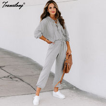 Ropa pijama mujer verano pantalon спортивный костюм для женщин