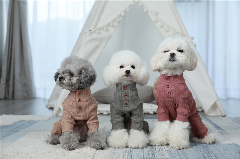 small puppy jumpsuit four legs (2)