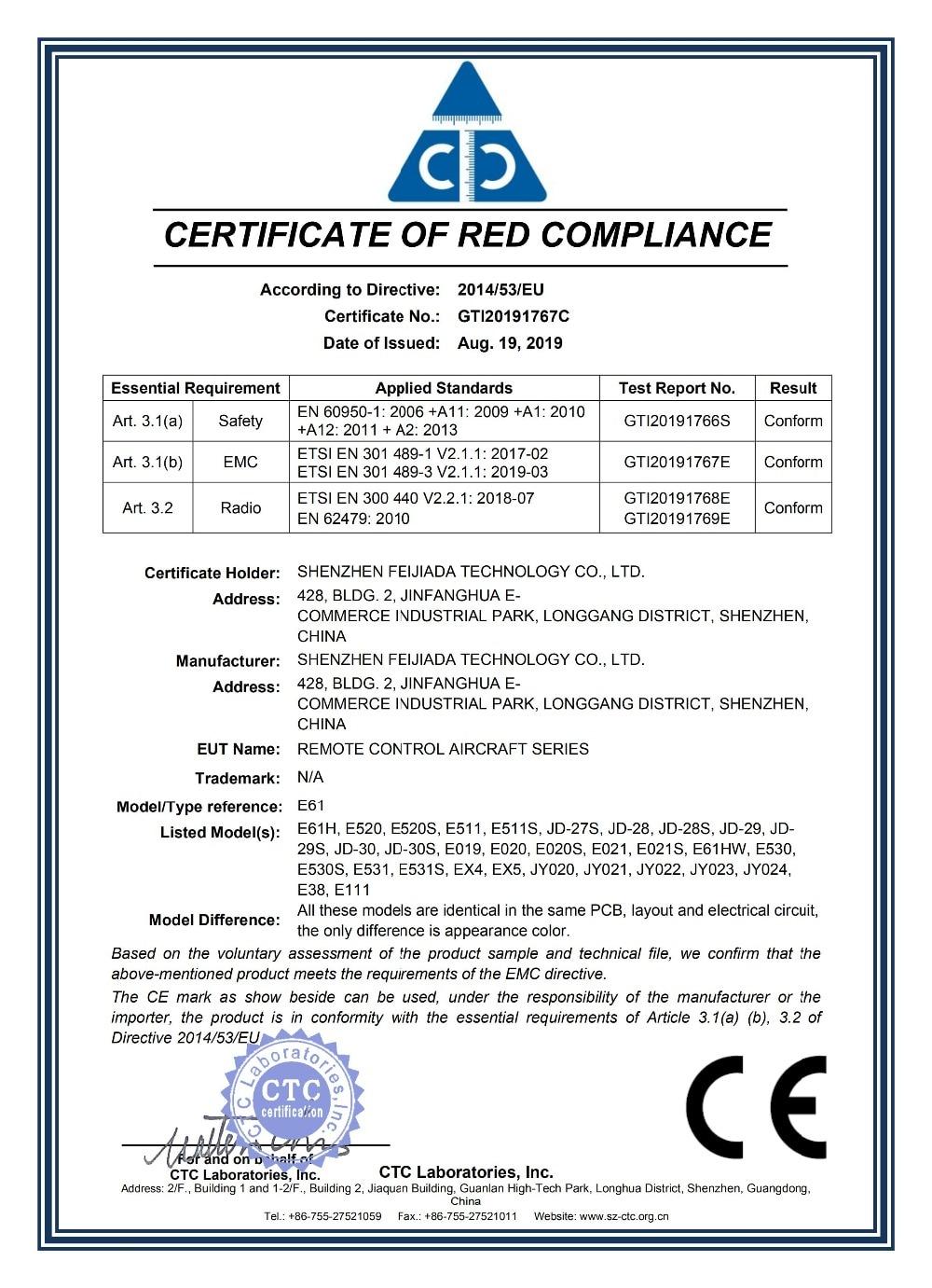E520S ex4 GTI20191767C RED certificate_00